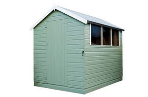 Shed Installation Oldham (0161)